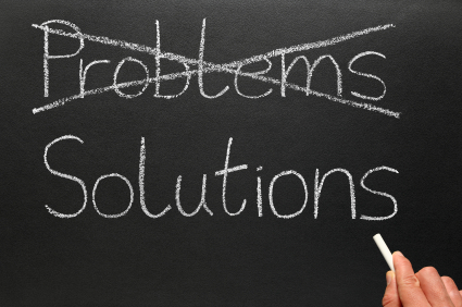 Overcoming problems